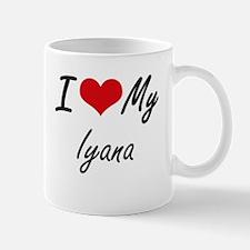 I love my Iyana Mugs