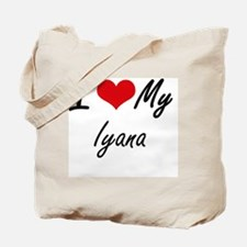 I love my Iyana Tote Bag