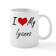I love my Iyanna Mugs