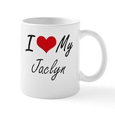 I love my Jaclyn Mugs
