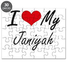 I love my Janiyah Puzzle