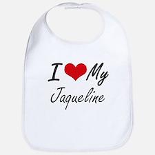 I love my Jaqueline Bib