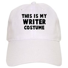 Writer costume Baseball Cap