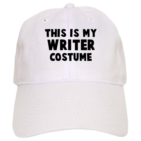 Writer costume Cap