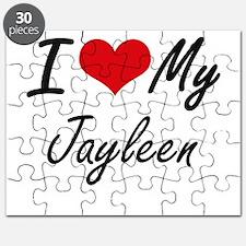 I love my Jayleen Puzzle