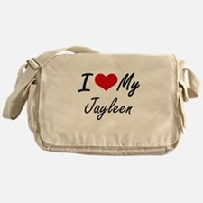 I love my Jayleen Messenger Bag