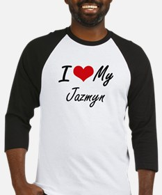 I love my Jazmyn Baseball Jersey