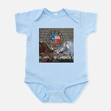 Texas Longhorns In Love Body Suit