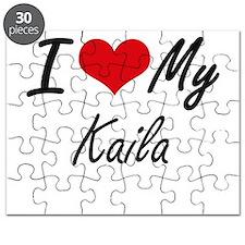 I love my Kaila Puzzle