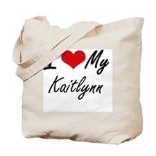I love my Kaitlynn Tote Bag