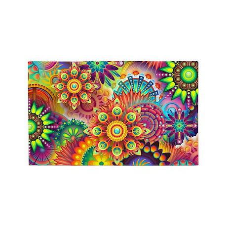 Cute Colorful Area Rug