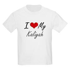 I love my Kaliyah T-Shirt