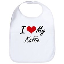 I love my Kallie Bib