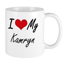 I love my Kamryn Mugs