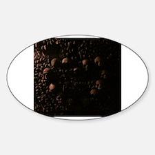 Unique Mortuary Sticker (Oval)