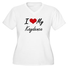 I love my Kaydence Plus Size T-Shirt