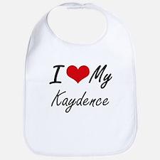 I love my Kaydence Bib