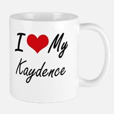 I love my Kaydence Mugs