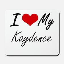 I love my Kaydence Mousepad