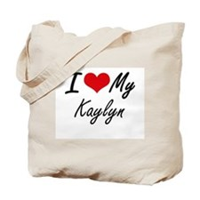 I love my Kaylyn Tote Bag