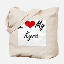 I love my Kyra Tote Bag