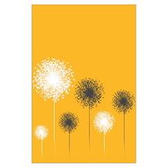 Modern Dandelion Art Posters