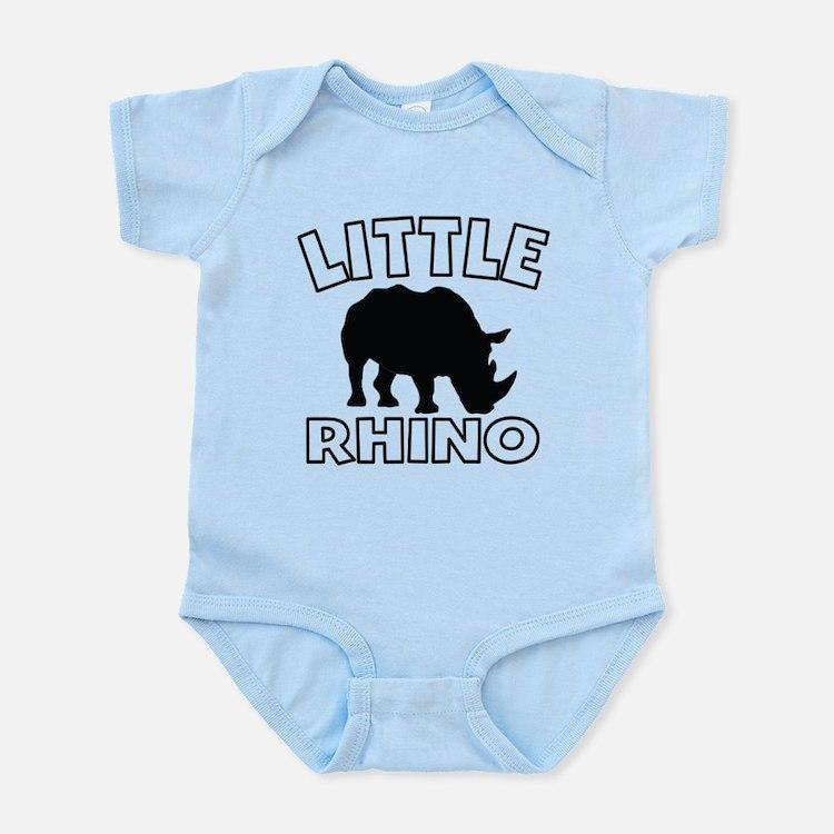 Little Rhino Body Suit