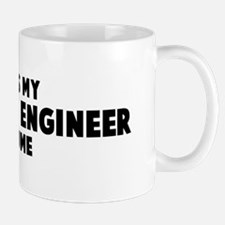 Industrial Engineer costume Mug