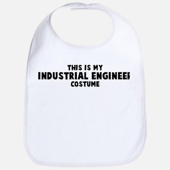 Industrial Engineer costume Bib