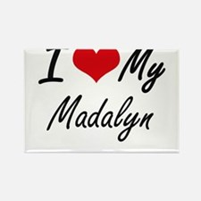 I love my Madalyn Magnets