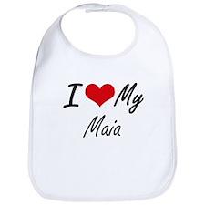 I love my Maia Bib