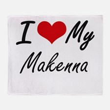 I love my Makenna Throw Blanket