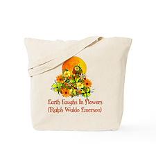 Summer Pagan Goddess Tote Bag