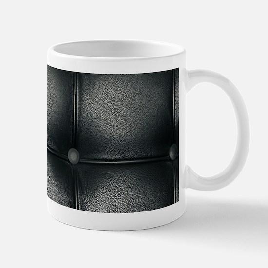 Leather Sofa Texture Mugs