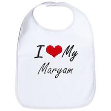 I love my Maryam Bib