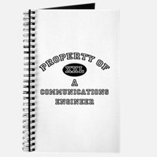 Property of a Communications Engineer Journal