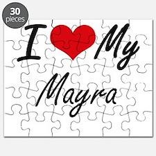 I love my Mayra Puzzle