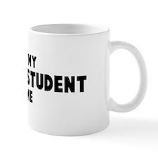Forensics Student costume Coffee Mug