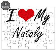 I love my Nataly Puzzle
