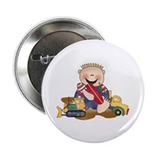 """In the Mud 2.25"""" Button (10 pack)"""