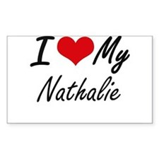 I love my Nathalie Decal