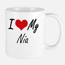 I love my Nia Mugs