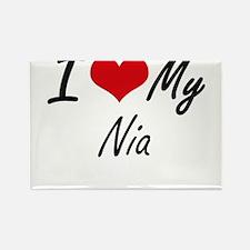 I love my Nia Magnets