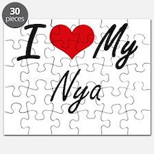 I love my Nya Puzzle