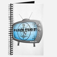 Please Stand By TV Journal