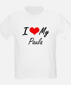I love my Paula T-Shirt