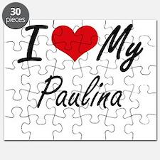 I love my Paulina Puzzle
