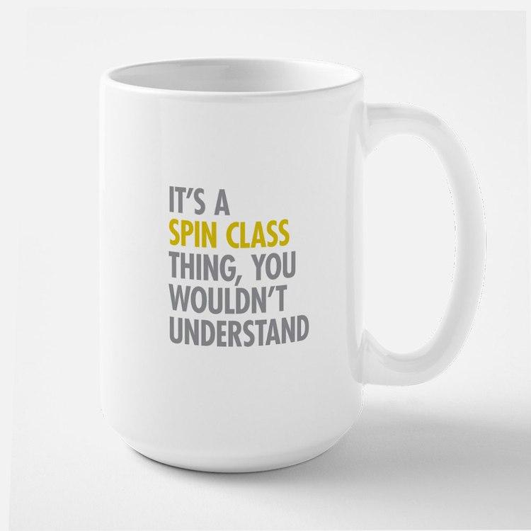 Spin Class Thing Mugs