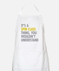 Spin Class Thing Apron