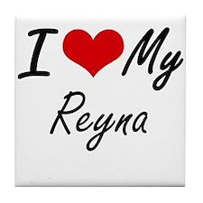I love my Reyna Tile Coaster